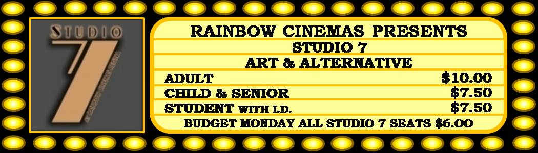Rainbow Cinemas & Magic Lantern Theatres | Regina